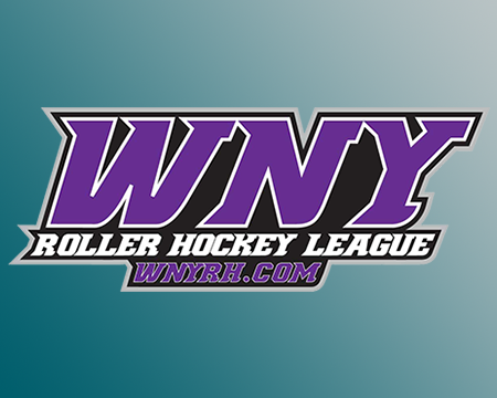 Adult Roller Hockey offered through the WNY Roller Hockey League.