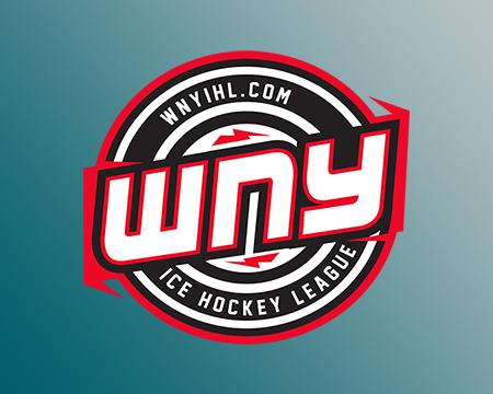 Ice Hockey League offered through WNY Social Sports.