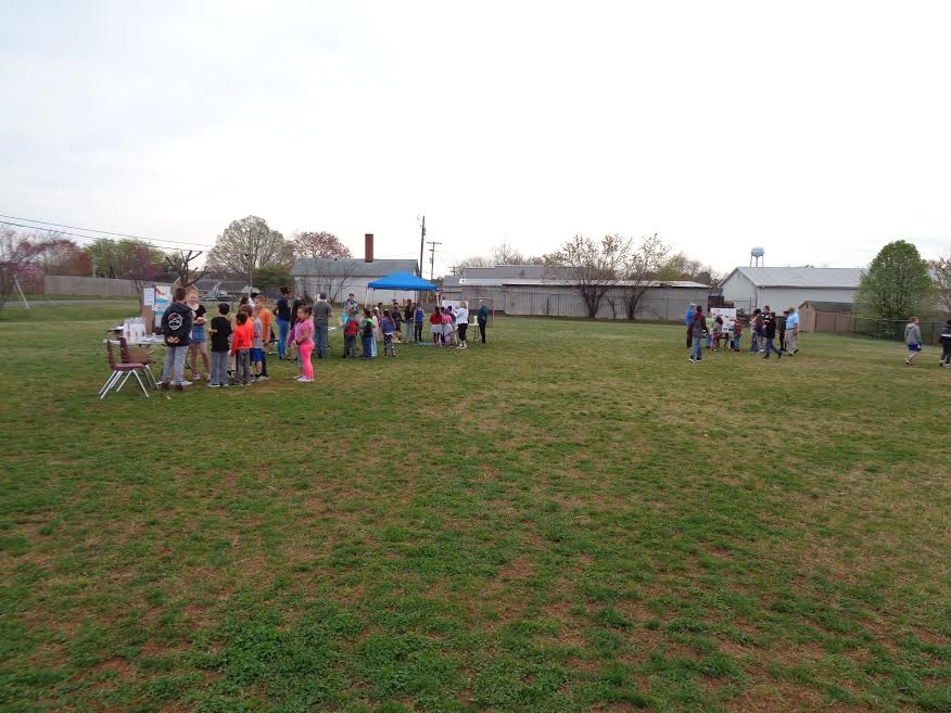 4/09 Agriculture Day at Floyd T. Binns.