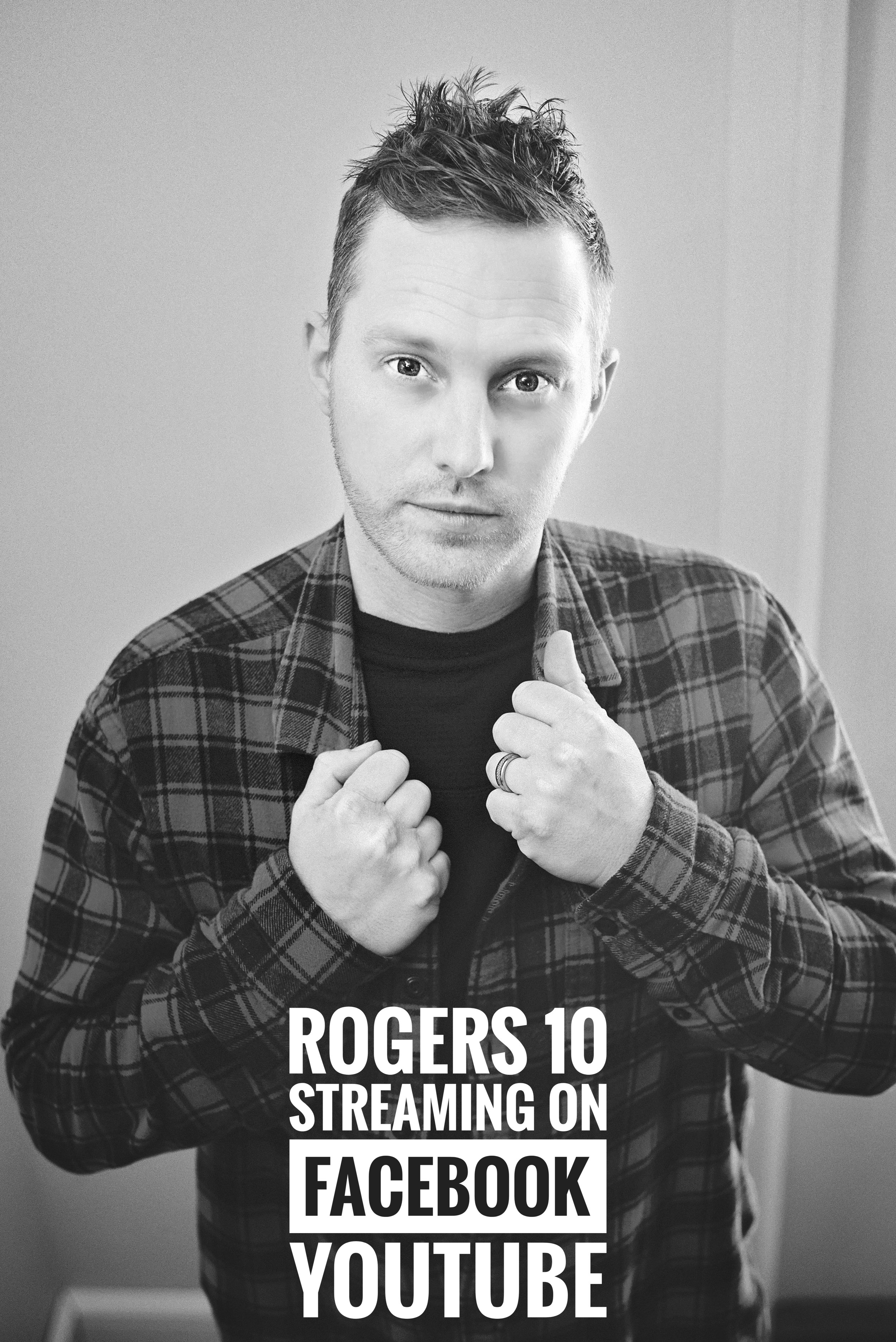 Have a Chat - Rogers 10 | Monday August 26