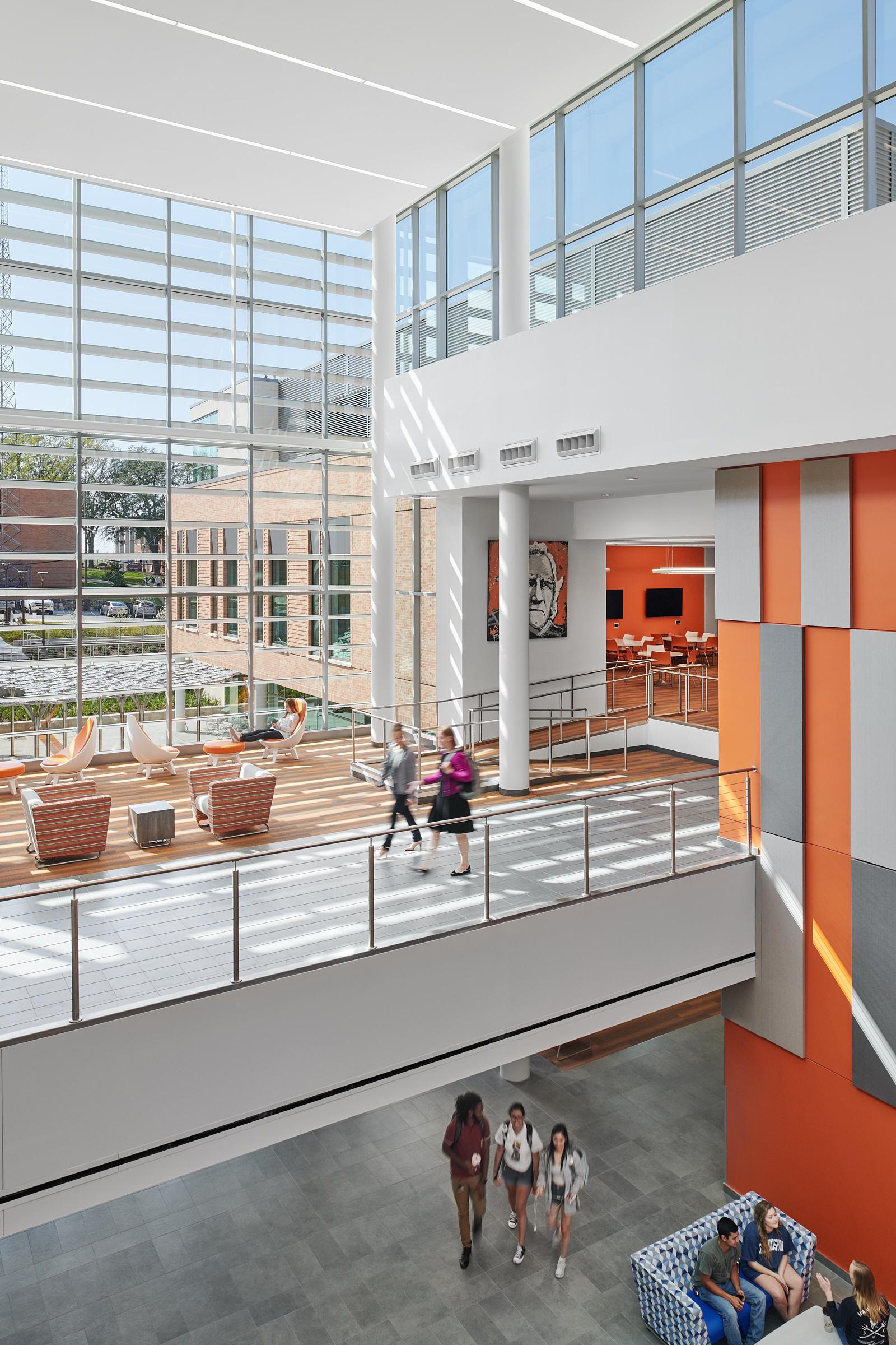 SHSU Lowman Student Center