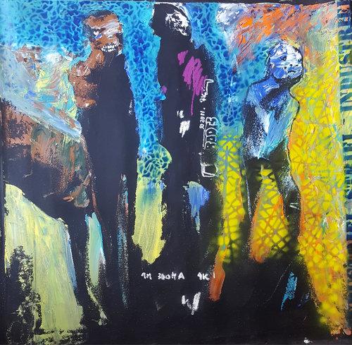 Enfants de rueSoly Cissé -