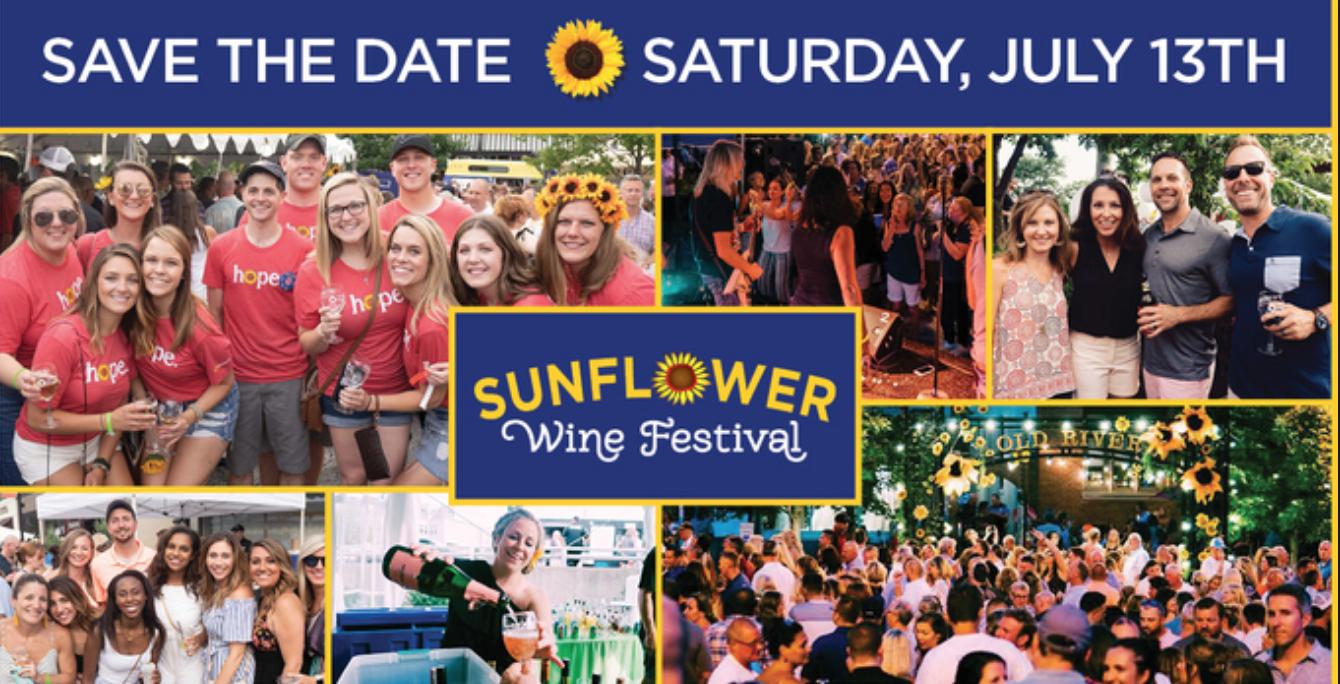 sunflower wine festival