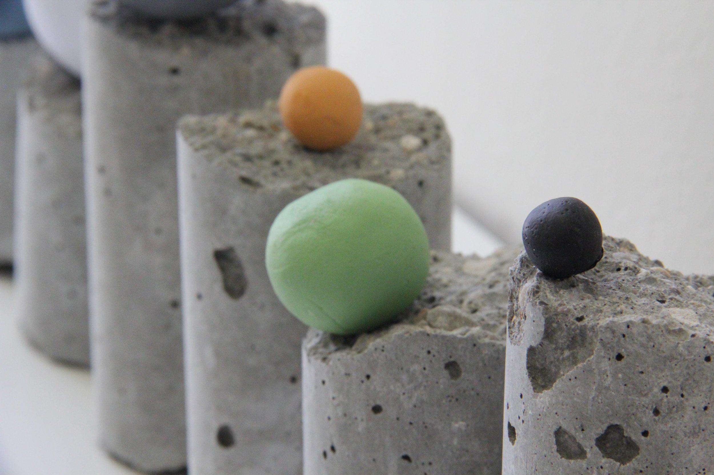 Concrete Balls