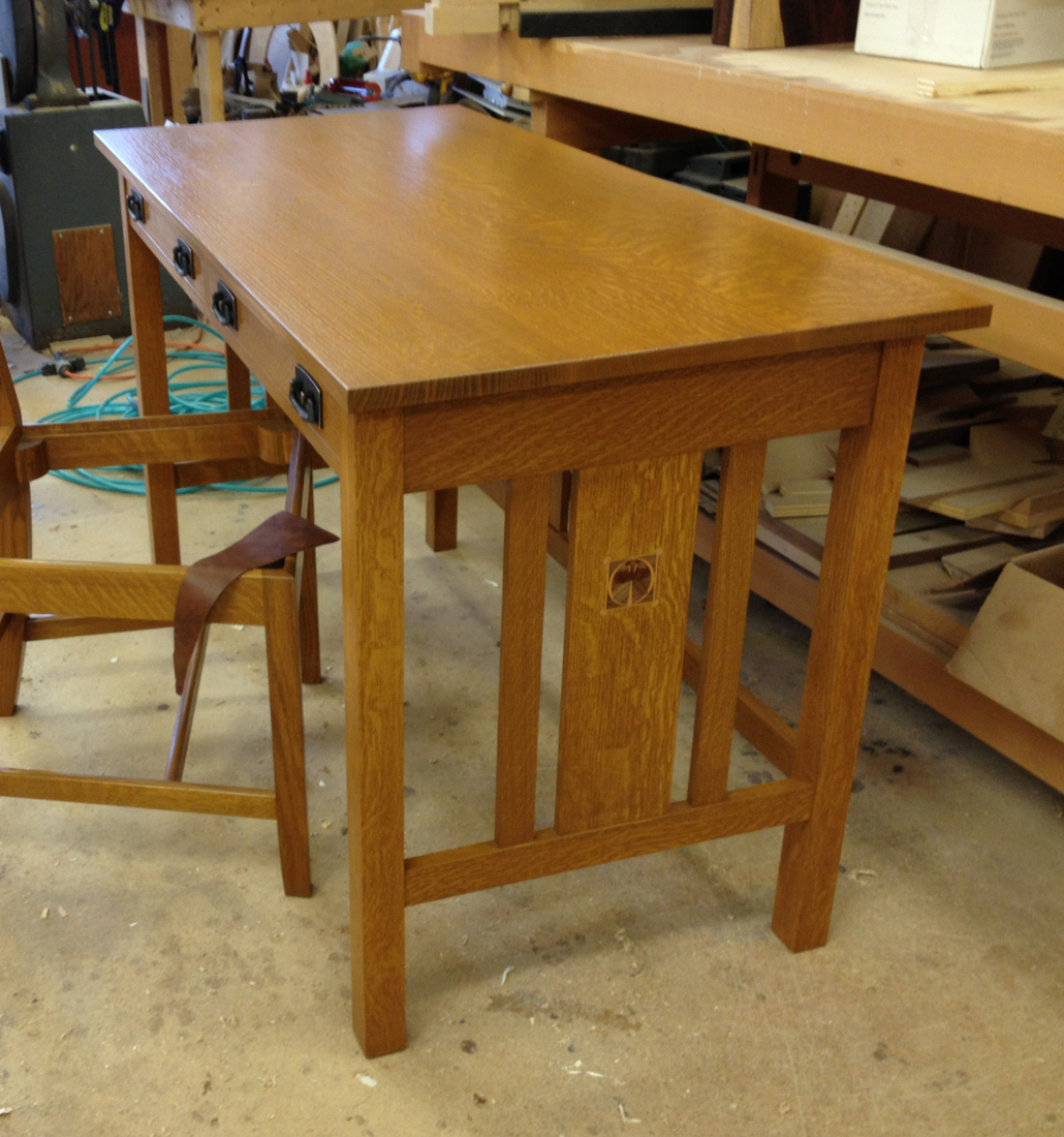 Stickley style table