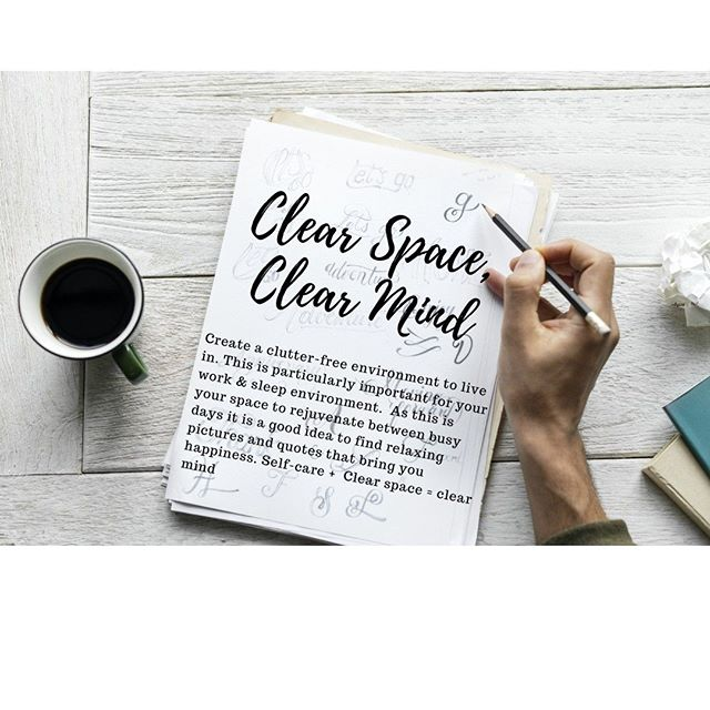 Clear Space 💭= Clear Mind 😀⠀ ⠀ Create a clutter-free environment to live in, this is particularly important for your work & sleep environment. ⠀ ⠀ .⠀ ⠀ .⠀ ⠀ .⠀ ⠀ .⠀ ⠀ ⠀ #Alevelmaths #gcsemaths #gcse2019 #edexcel #mathsolutions #masterclasses #londonmasterclass #AlevelmathsTutor #gcsemathstutor #studentlife #london #sixthform #college #Mathstuition #Aleveltuition #gcsemathstuition #studyblogger #study_time #studysession #study #studymood #studytip #mathproblems #mathematicians #mathematic #mathjokes #mathskills #mathematicians #learnandgrow #learner