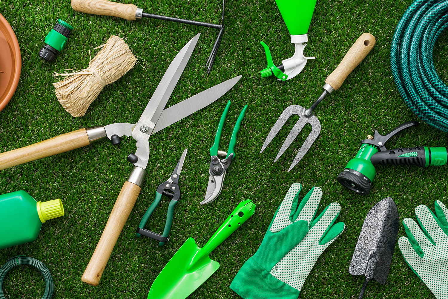 The Landscape Specialist not only offers property care and maintenance, but also professional landscape design services.