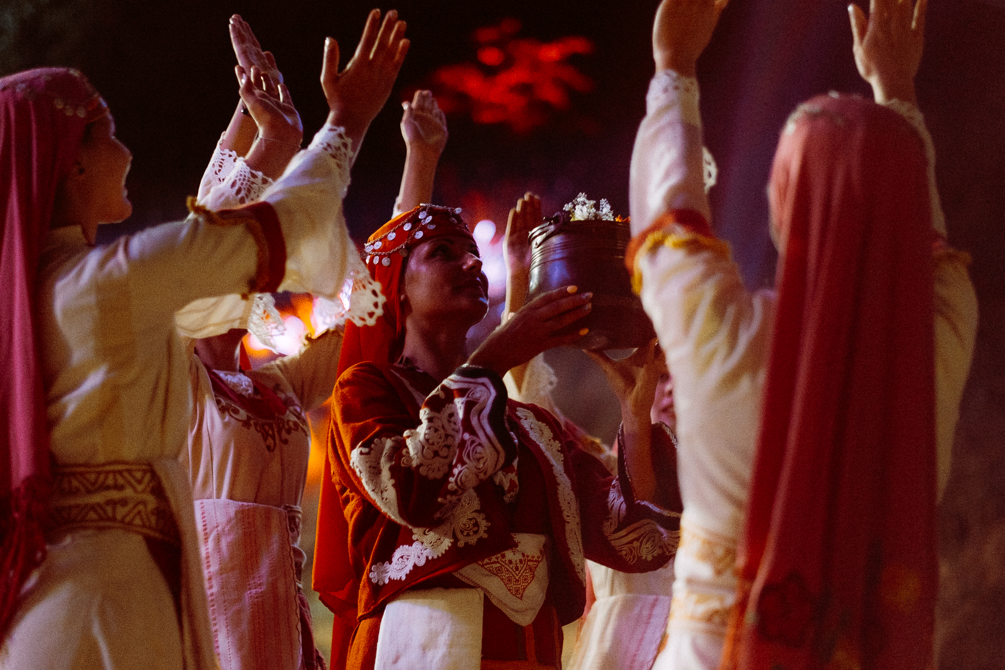 RITUAL GATHERINGS - Ritual Gatherings is an initiative for sustaining and promoting ethnic rituals, music, arts, crafts, ancestral wisdom and cultural heritage through a and a series of grass-root events and media formats.