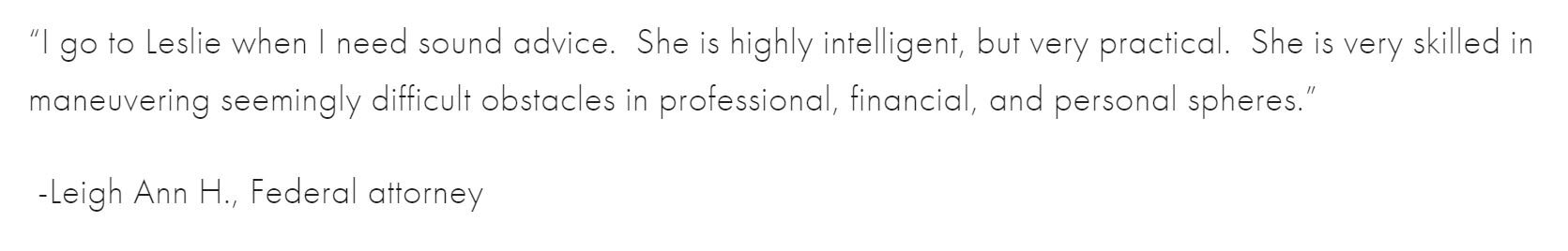 Leigh Ann CEO attorney CFO, small business owner.JPG
