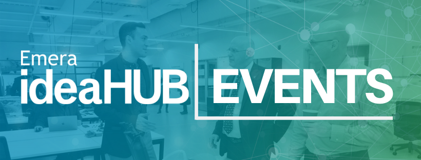 Stay Updated - on Emera ideaHUB Events