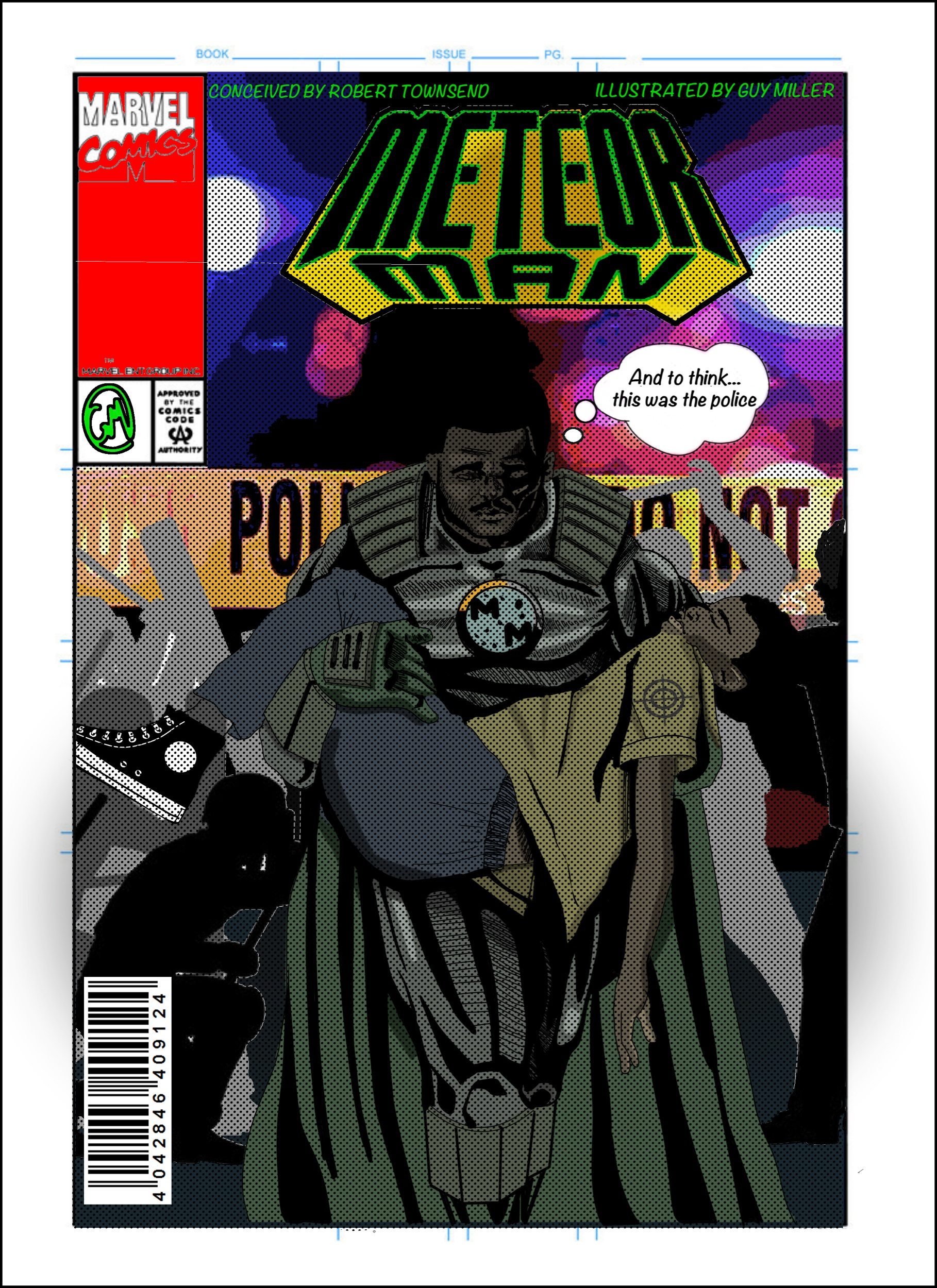 Variant Cover 1