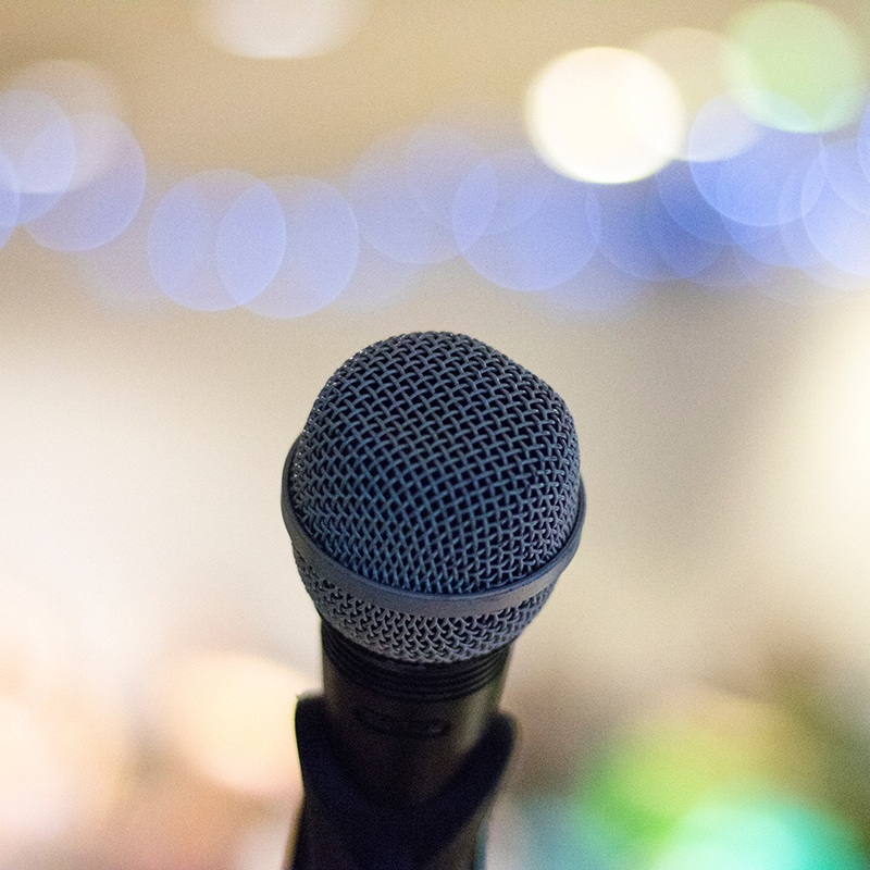 Hosting + emcee services - Emcee services that elevate your event from good to great.