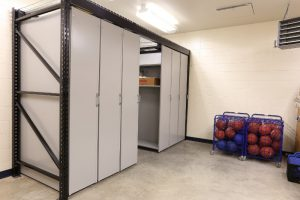 After Physical Education Storage