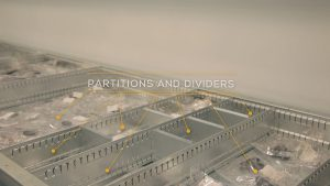 Partitions and Dividers 5426