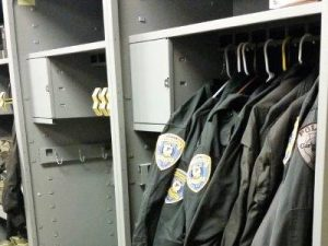 Public Safety Freestyle Lockers