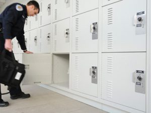 Public Safety Gear Lockers