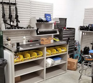 Weapons Workbench