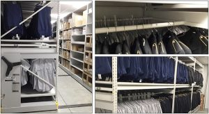 Uniform & Supply Storage
