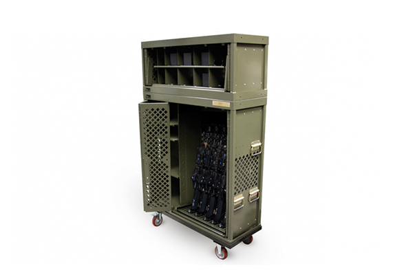 Universal Weapons Rack-Cabinet Transport