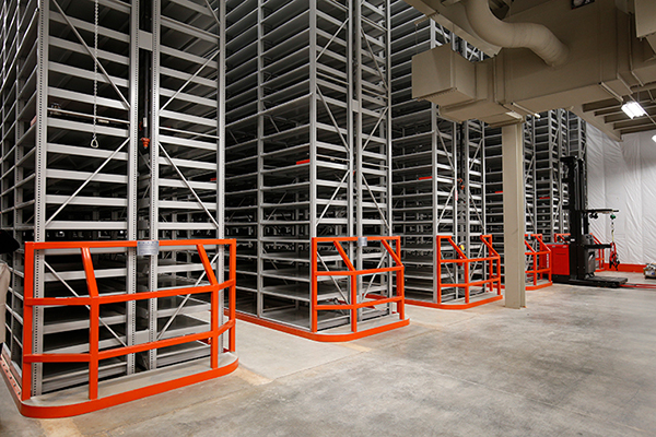 XTend Static High Bay Shelving