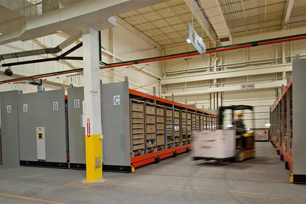 ActivRAC Industrial Shelving for Warehouse Storage