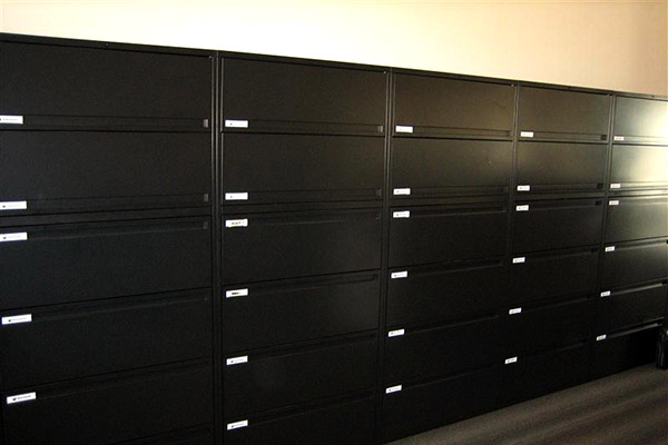 Lateral Filing Cabinets