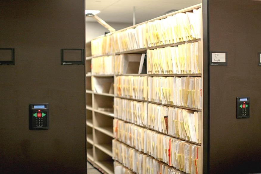 Powered File Storage