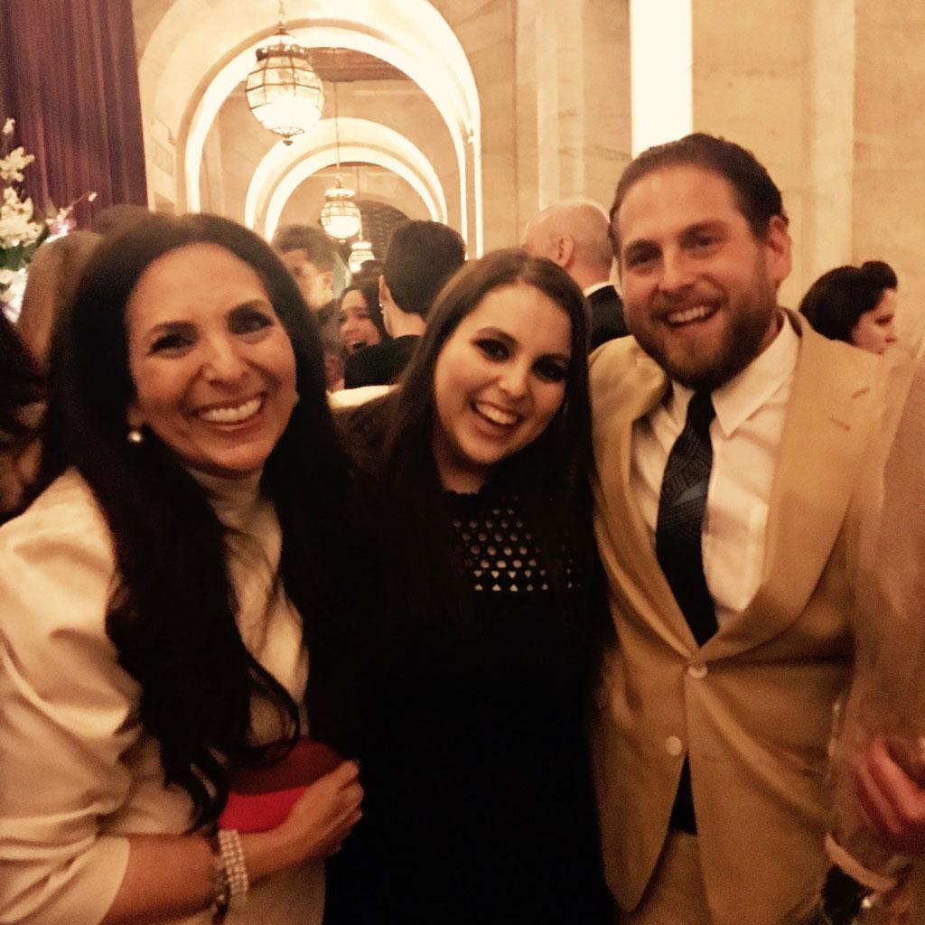 Sharon Feldsteinco-founder - Jonah Hill, Beanie Feldstein