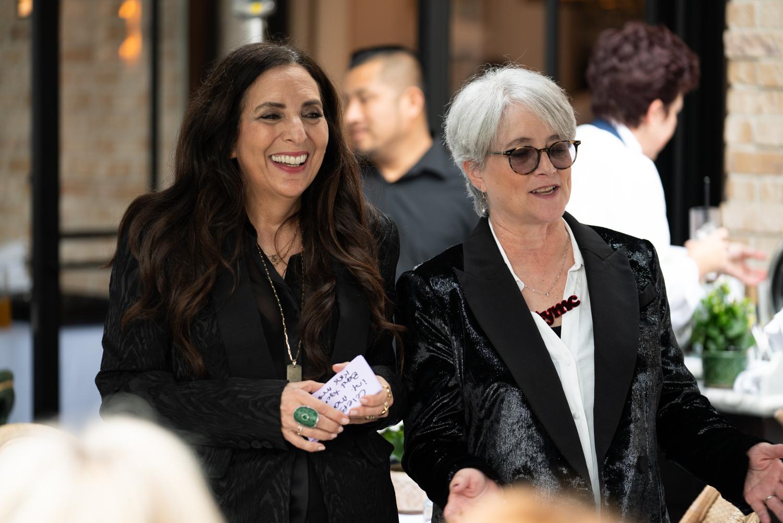 Cofounders Sharon Feldstein and Patsy Noah