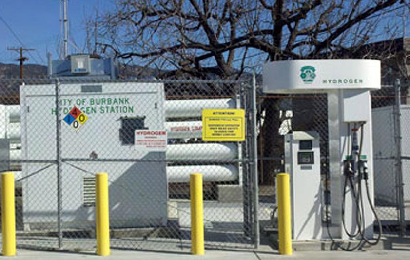 115 kg/day H2 Fueling Station