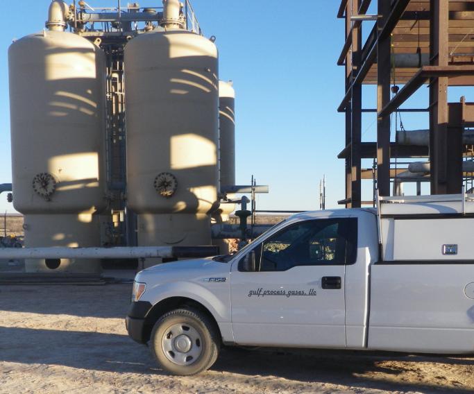 10 MM SCFD Natural Gas / (N2) Nitrogen Rejection VPSA Plant
