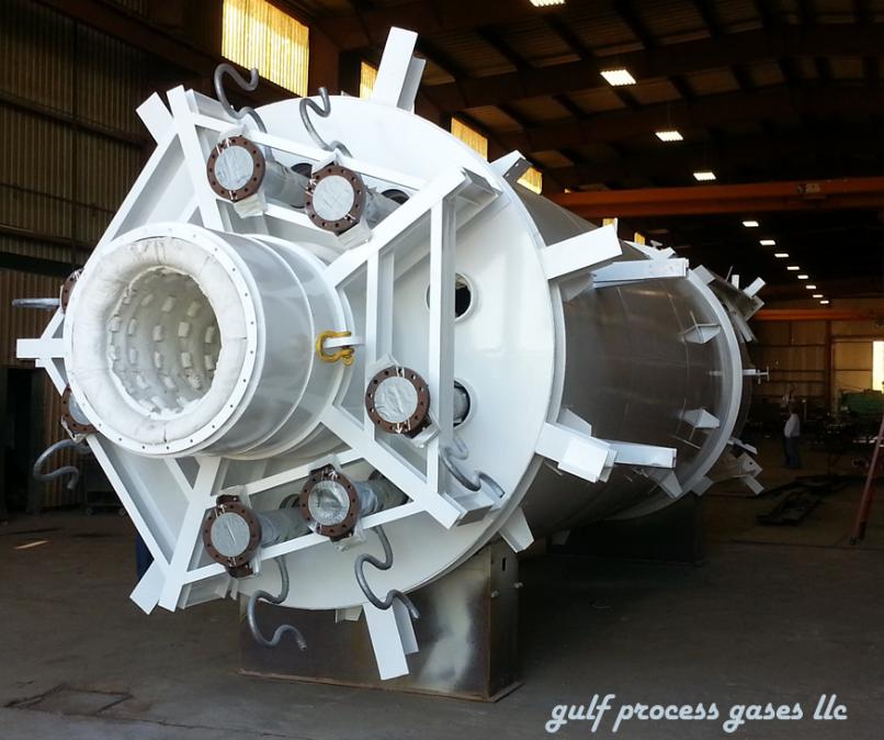 1.0 MM SCFD SMR H2 Plant Refurbishment Project