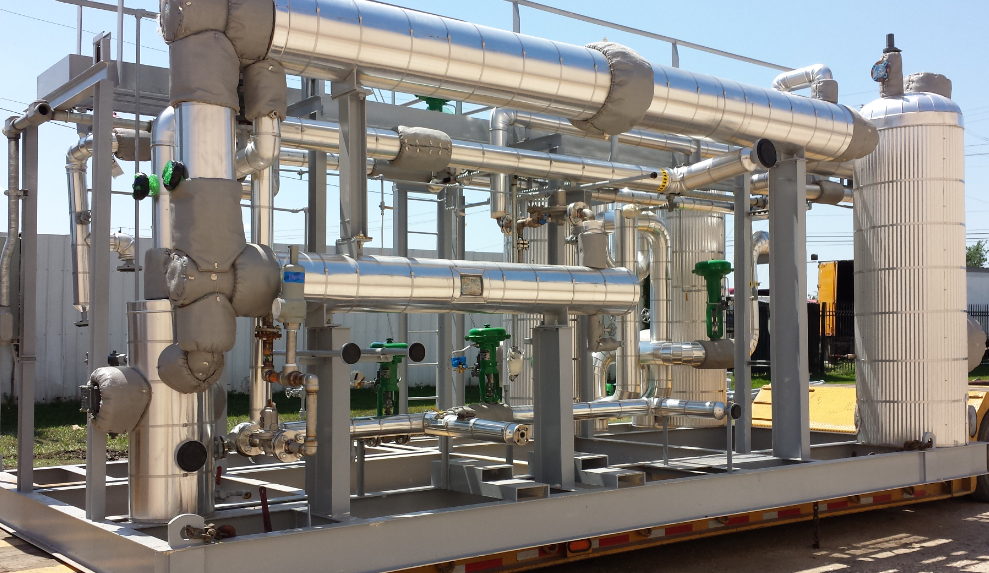 Natural Gas / Process Gas Desulfurization Module