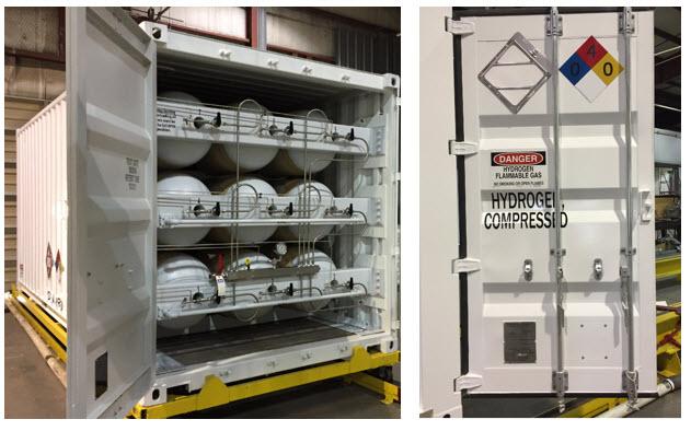 H2 Storage Units