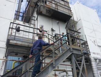 510 TPD Oxygen / Air Separation Plant