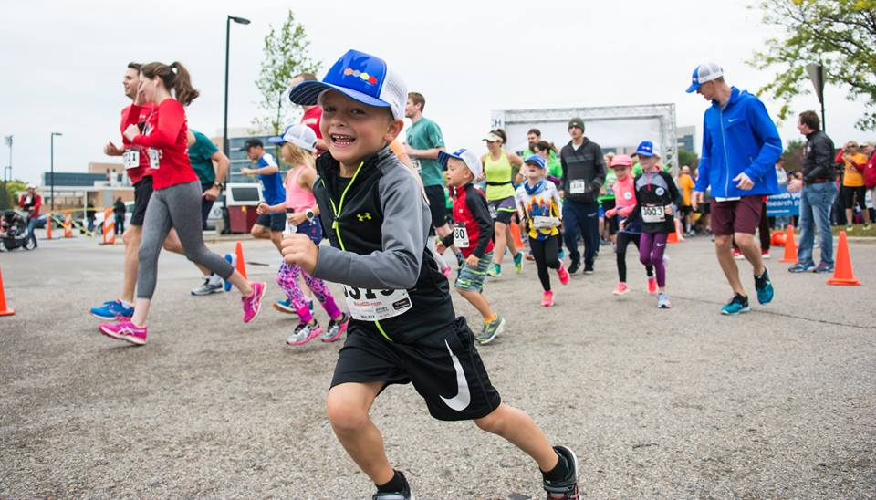 Saturday, May 30 - Thomas Zimmer Championship Cross Country Course, 9002 County Road PD, Madison, WI 53598:30 am Registration and check-in9:30 am Opening ceremony10:00 am 5K run starts10:15 am 5K and 1-mile walk starts10:30 am Live performance by Madison County, games and food!