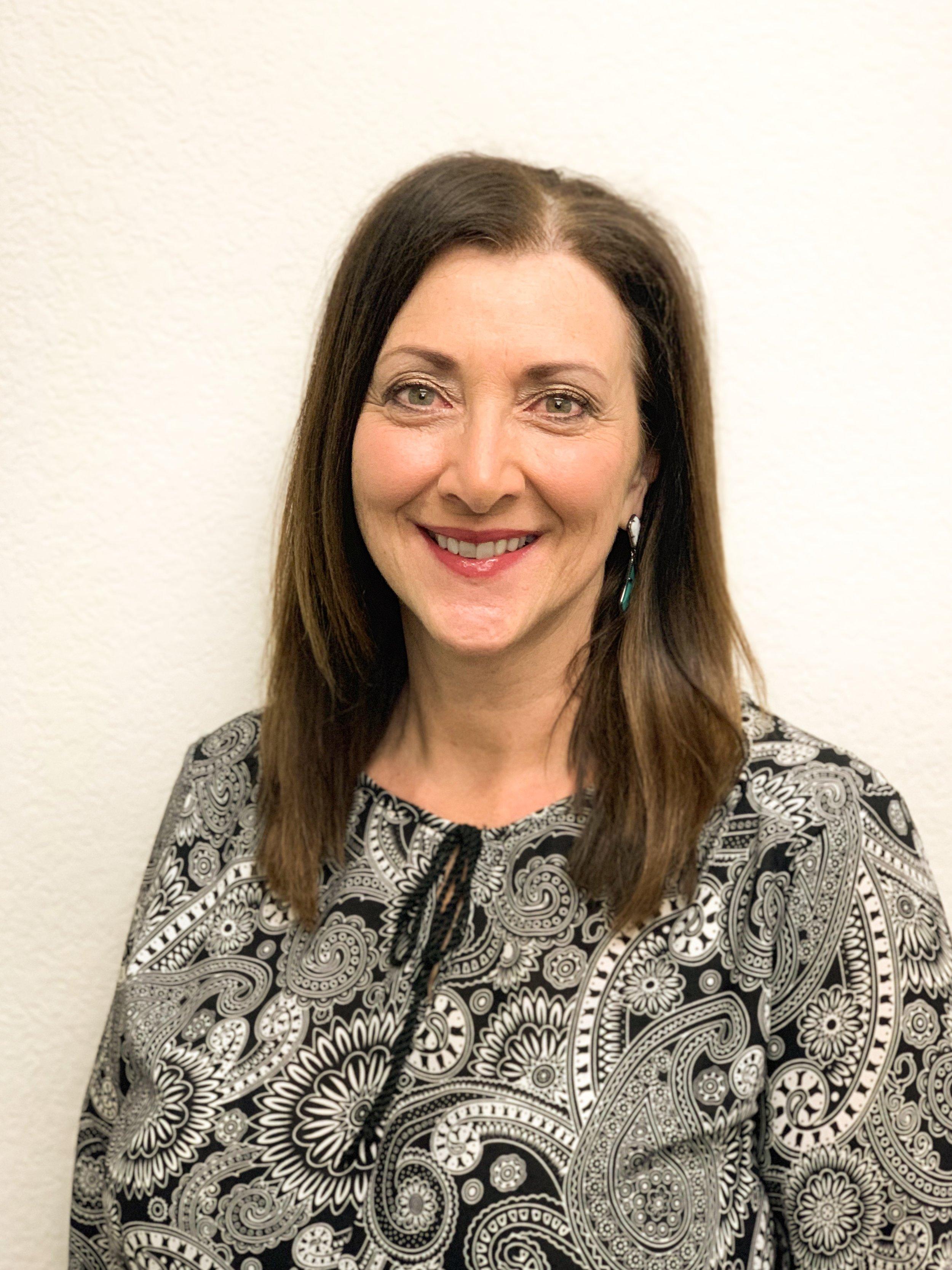 Angie Tyson - Treasurer
