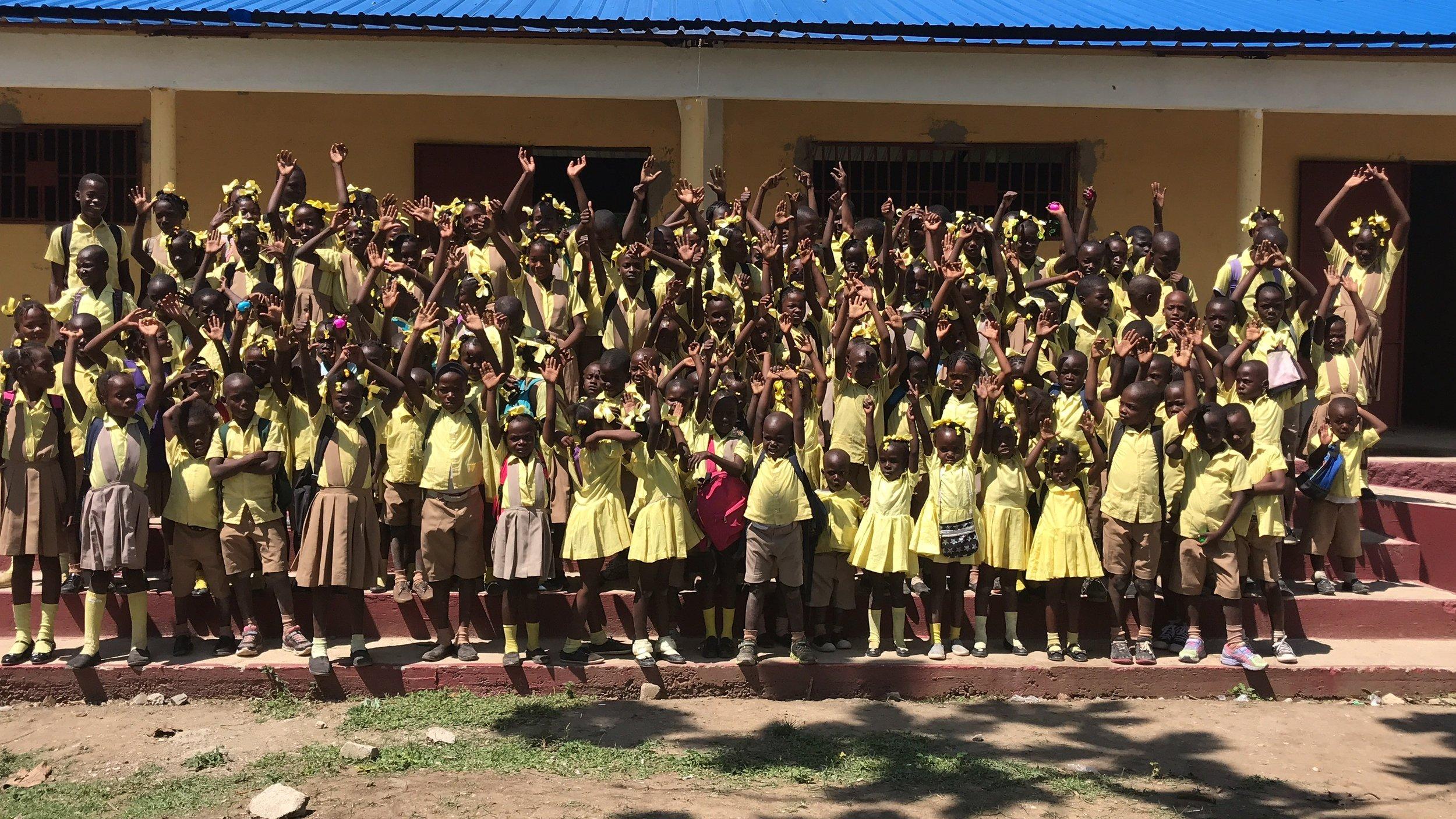 Cima School of Hope