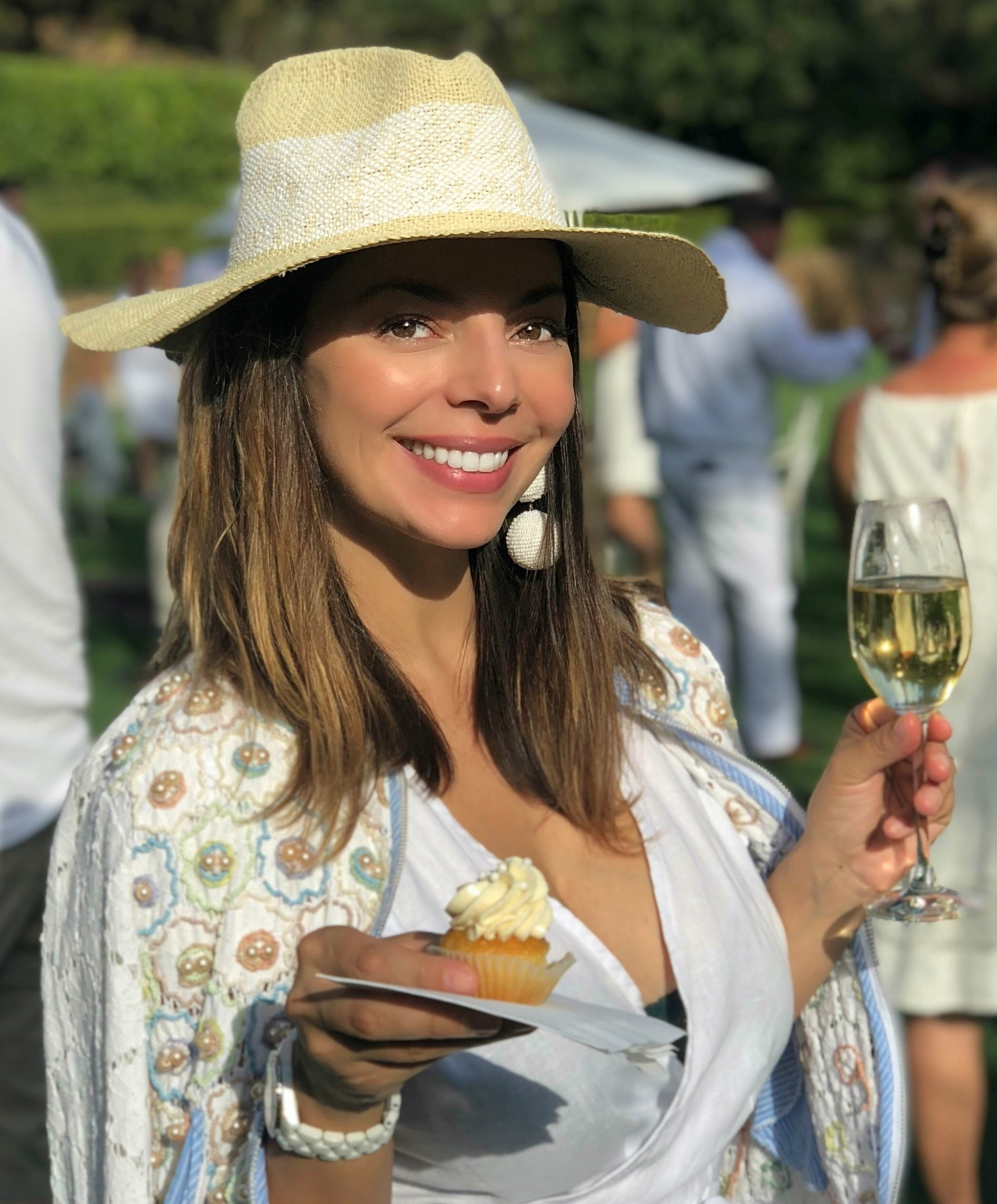Chloe Bello, Owner - Life's a celebration so toast with Alexandrie!