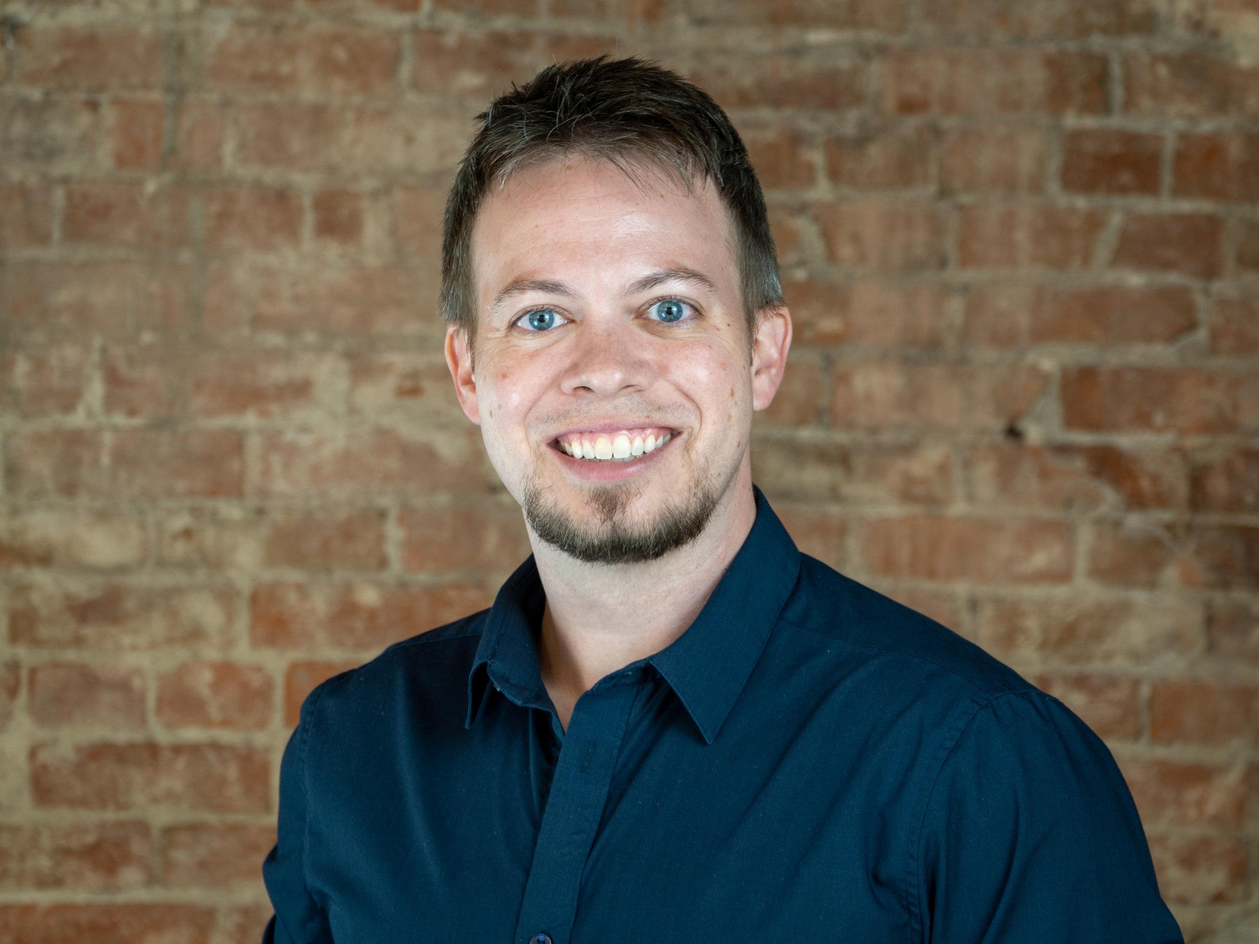 Jonathan BueningConnections Coordinator -