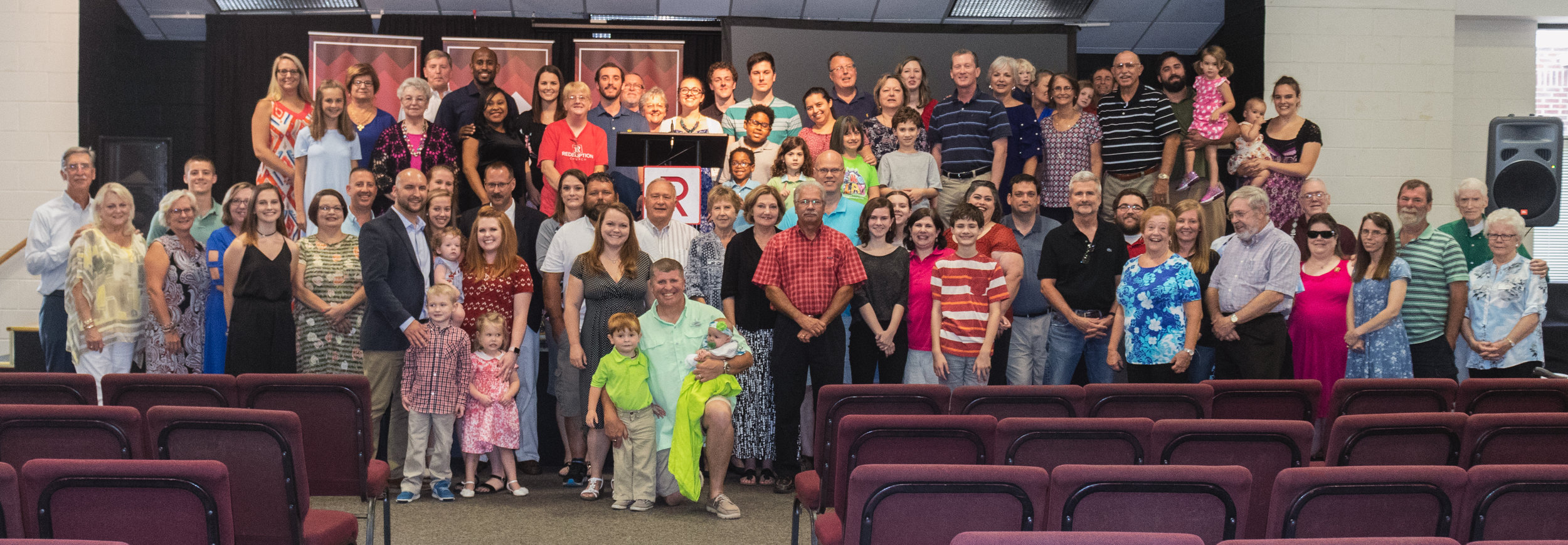 The Founding Members of Redemption Church