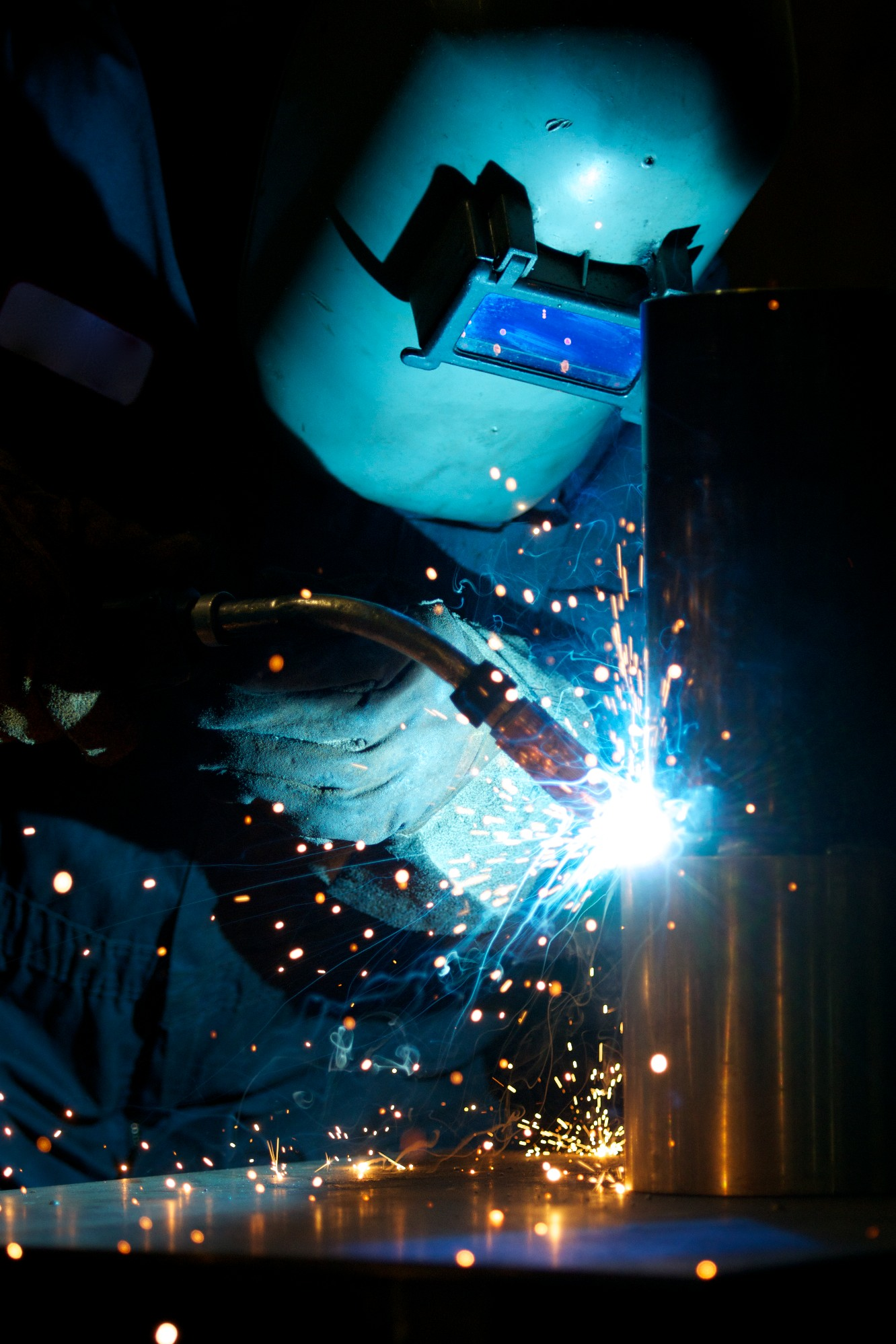 Mig Welding - We can perform mig welding on request.