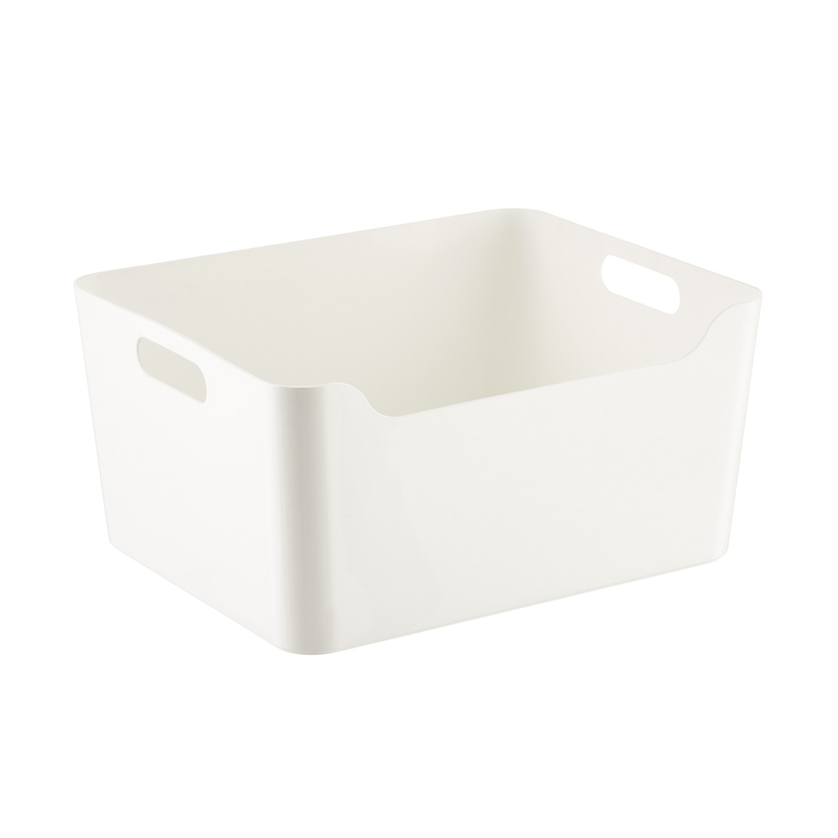 Plastic Bins - Dude, I use these alll over my home! They come in especially handy in the kitchen and bathroom where spills happen. Use them to corral your canned goods, your skincare products, or anything else you want to keep together! The best part? They're super affordable and you can see them HERE