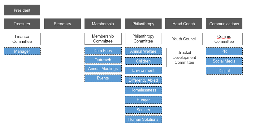 YCL Board structure