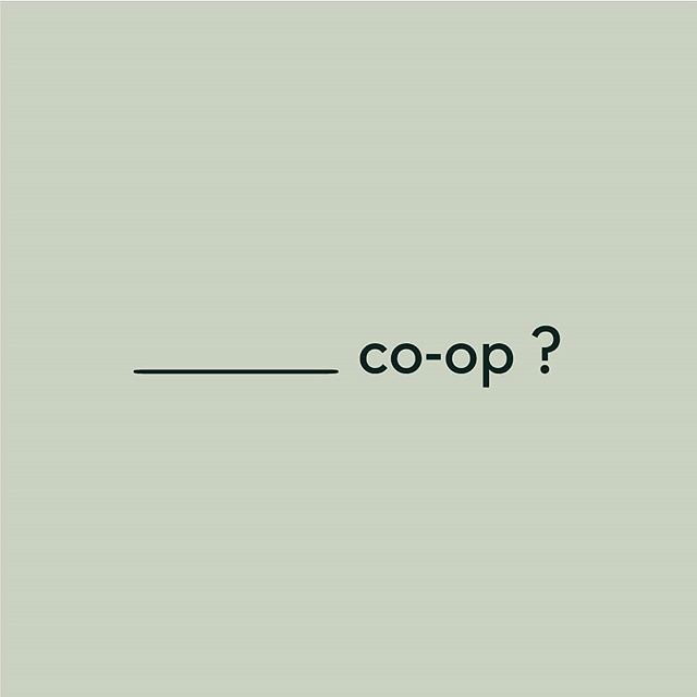 Help us name the co-op!  As we move a step closer to incorporation, we will be replacing the placeholder name, BCSCPP, with the final co-op name. Share your suggestions! We will be sending out a survey of the shortlisted options next week.  #cooperative #cannabiscommunity