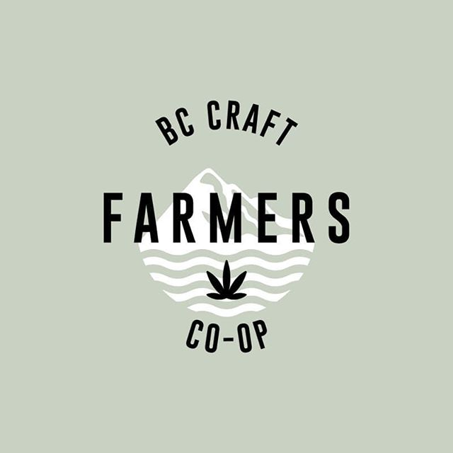 The results are in. The co-op's new name is BC Craft Farmers Co-op. Thank you to everyone who participated!  Now you can have a chance to vote on the new logo.  Click the link in our bio to choose your favourite!  #bccraft #cannabiscommunity