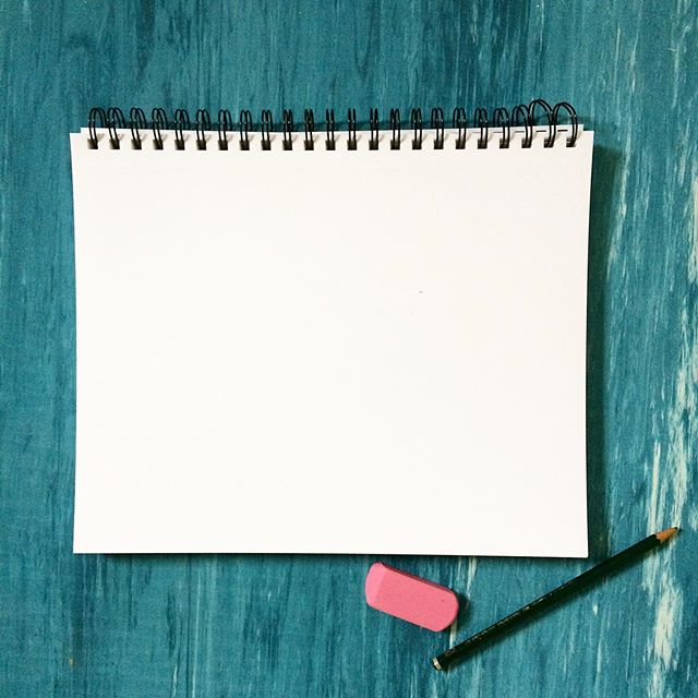 Ahhh, the blank page. So exciting and also so intimidating!! What are your favorite ways of getting started on a new project? Some of our favorites: dance parties to get out of our heads, revisiting old work for inspiration, and spending time in the great outdoors. . . . . #creativity #artistsoninstagram #writersblock #writersofinstagram #maker #makersgonnamake #creativeinspiration #blankpage