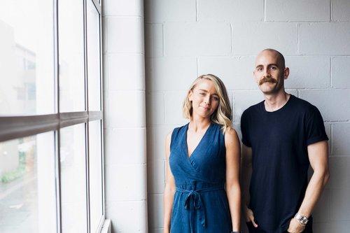 Tia Queen & Brenton Craig    Design Studio gangplank.com.au Brisbane
