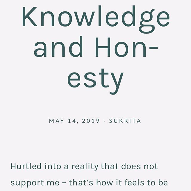 New post up on the @_unfinishedobject website ⁣ ⁣ @sukrita thoughtfully writes about the mystifying struggle that is navigating humanity.⁣ ⁣ You can read her post by following that link in the bio.⁣ ⁣