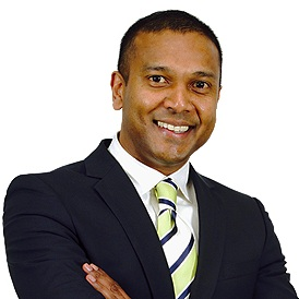 Shafeeq Abrahams, ‎Eskom Pension and Provident Fund -